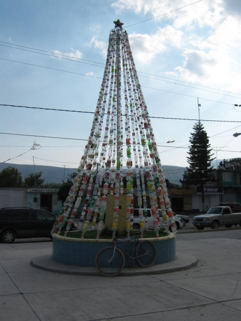 Decorativo de Navidad San Bartolo Teontepec