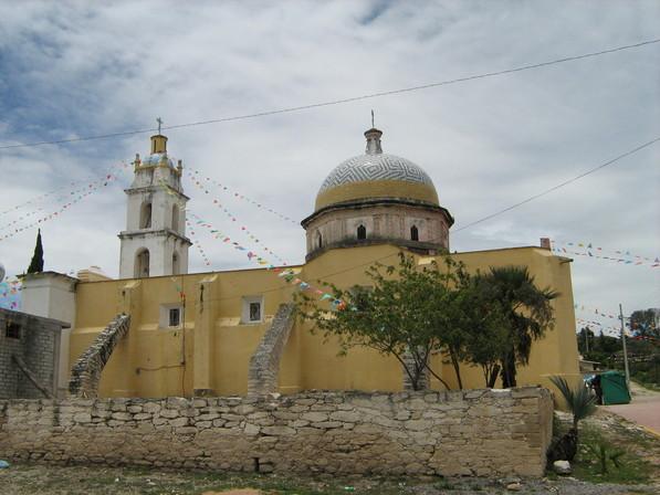 Otra vista de Iglesia de Nopala