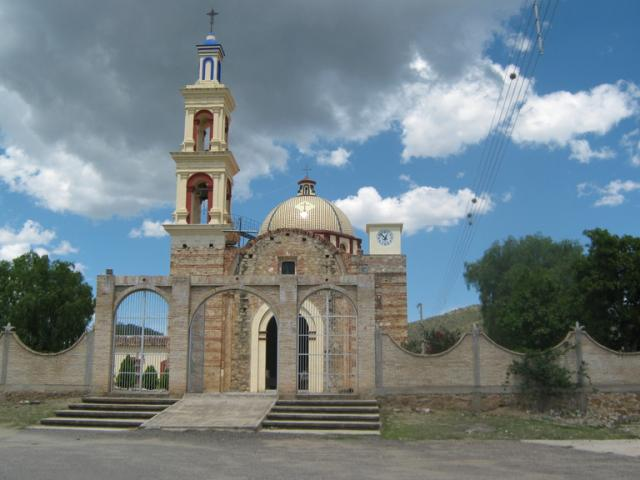 Iglesia de Santo Domingo Tianguistengo, Chazumba