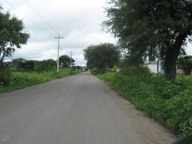 Pavimento nuevo al Ixcaquixtla
