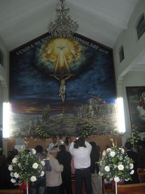 Iglesia El Santisimo Redentor