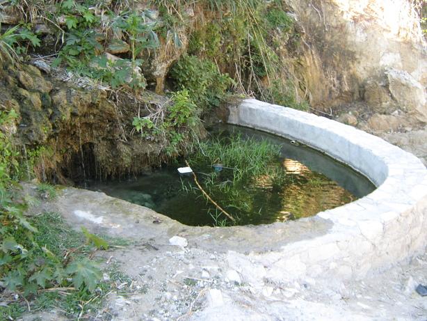 Tanque de Agua en Justo Sierra