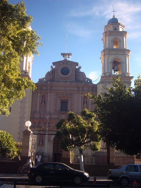 Catedral de Tehuacan
