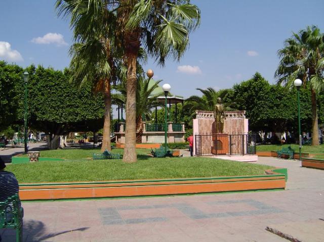 Jardin principal cuer maro for Jardin principal