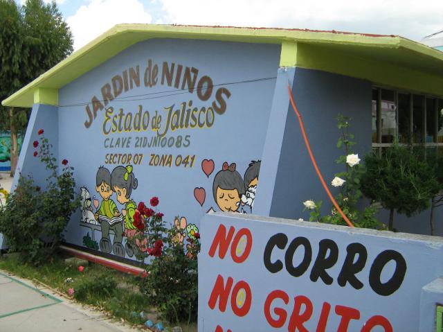 Jardin de ni os dolores hidalgo for Juegos de jardin para nios en puebla